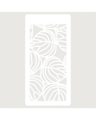 Stencil Scrapbooking 007 Hojas