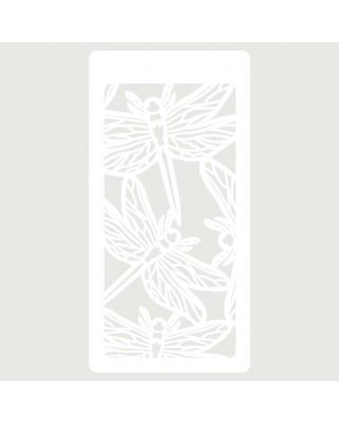 Stencil Scrapbooking 011 Libelulas