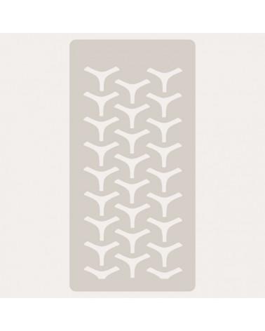 Stencil Scrapbooking 014 Malla