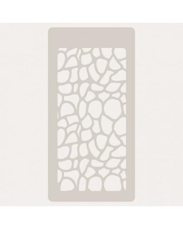 Stencil Scrapbooking 016 Piedras