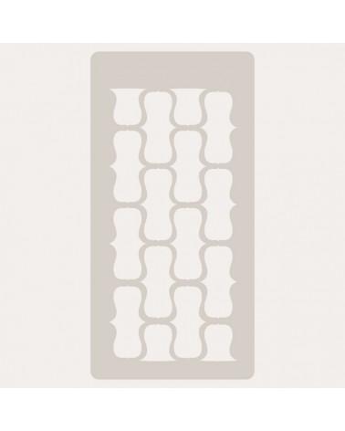 Stencil Scrapbooking 019 Celosia
