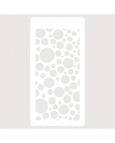 Stencil Scrapbooking 025 Pompas