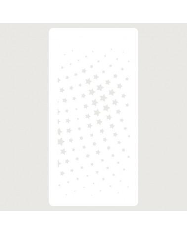Stencil Scrapbooking 026 Estrellas