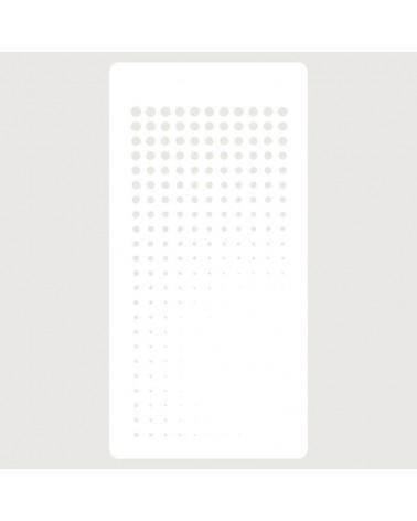 Stencil Scrapbooking 028 Halftone 1