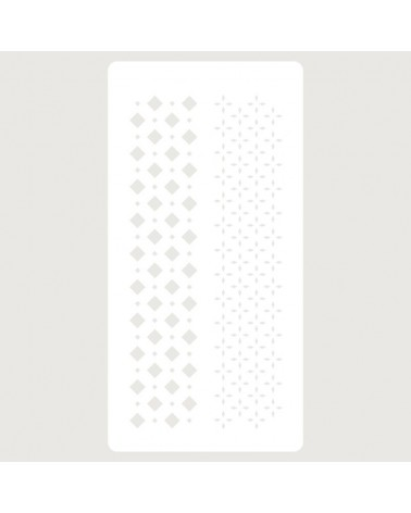 Stencil Scrapbooking 038 Texturas