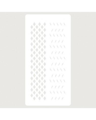 Stencil Scrapbooking 039 Texturas