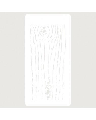 Stencil Scrapbooking 053 Madera