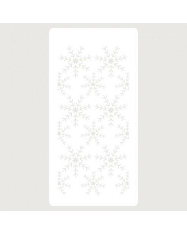 Stencil Scrapbooking 056 Copos