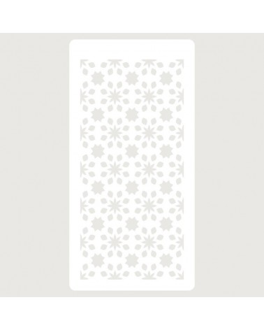 Stencil Scrapbooking 099 Geometrico