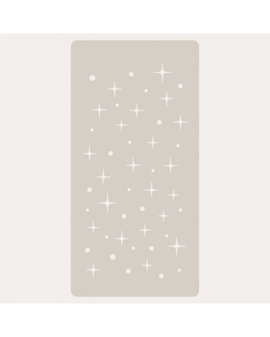 Stencil Scrapbooking 104 Estrellas
