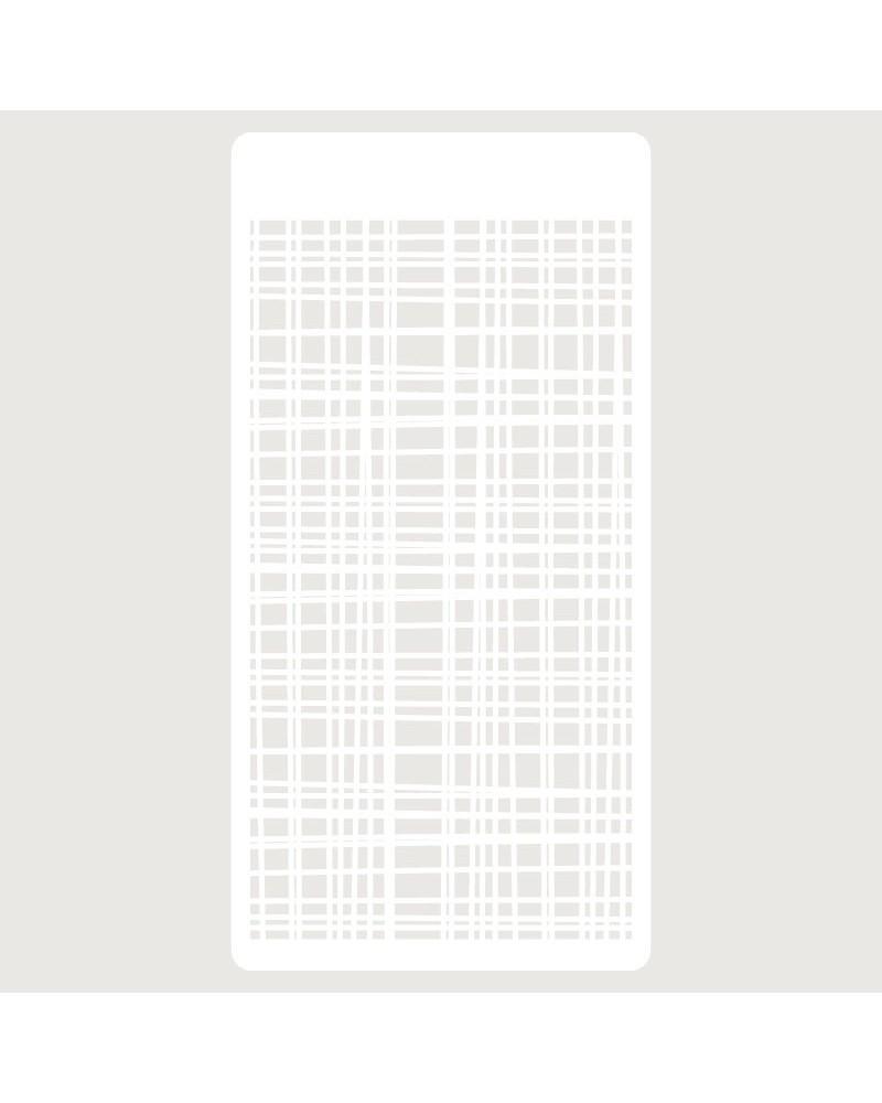 Stencil Scrapbooking 107 Textura
