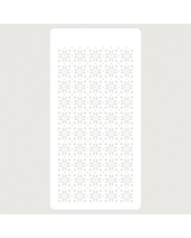 Stencil Scrapbooking 109