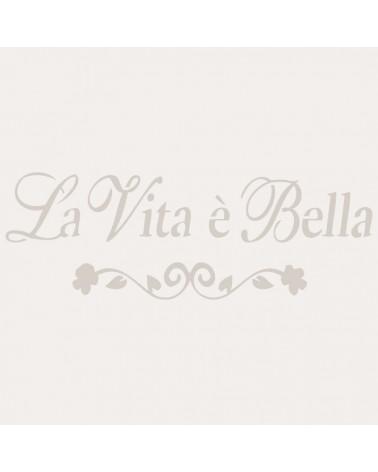 Stencil Texto 003 Vita Bella