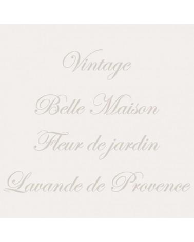 Stencil Texto 004 Vintage