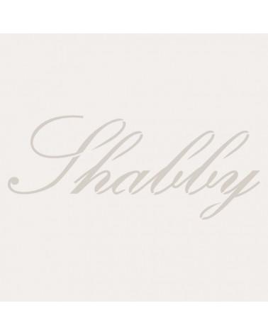 Stencil Texto 008 Shabby