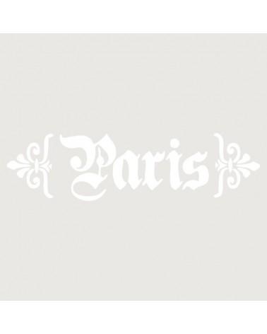 Stencil Texto 011 Paris