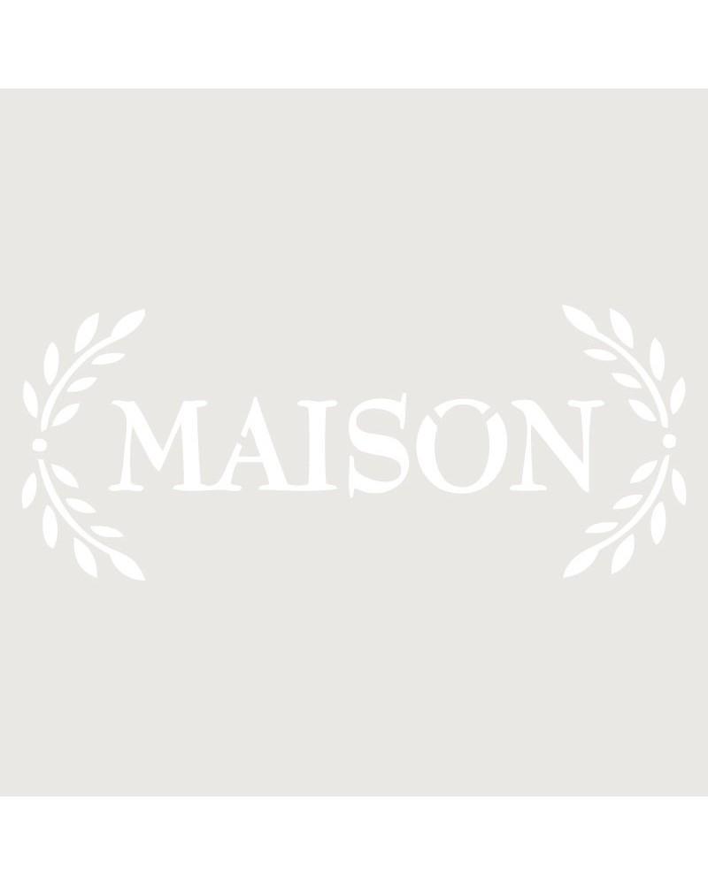 Stencil Texto 014 Maison Laurel