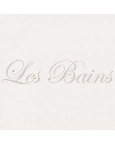Stencil Texto 019 Les Bains