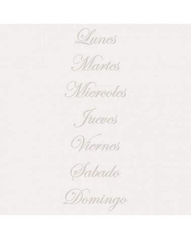 Stencil Texto 029 Lunes...