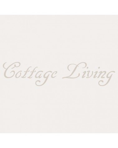Stencil Texto 030 Cottage Living