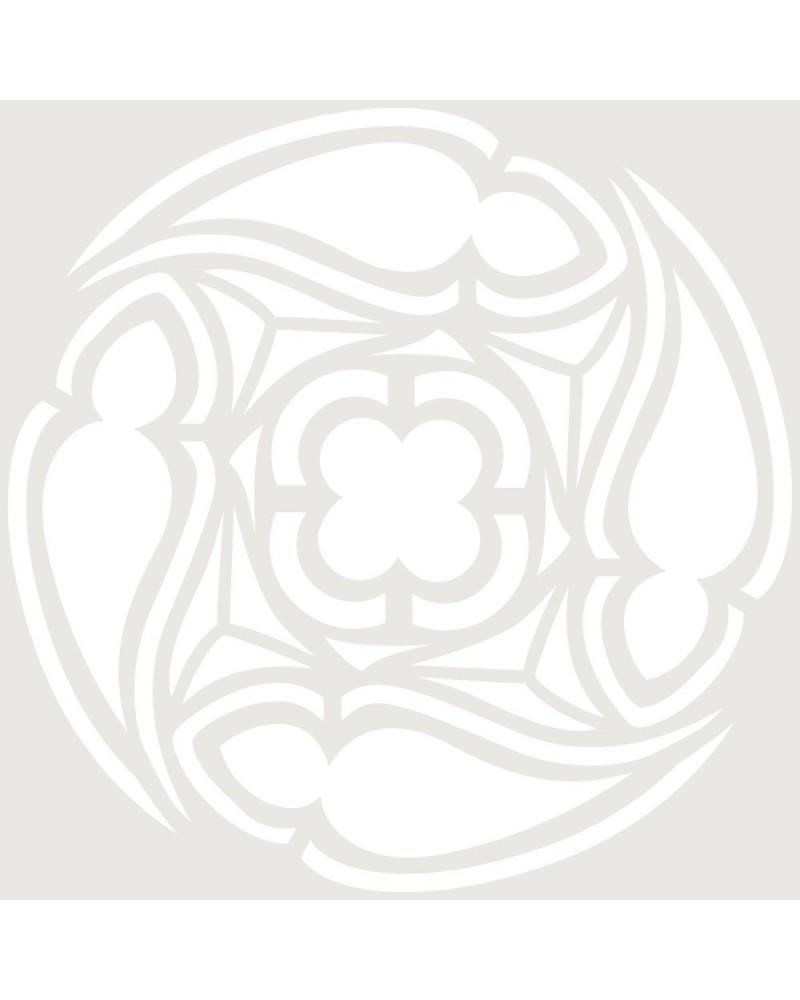 Stencil Mini Adamascado 002