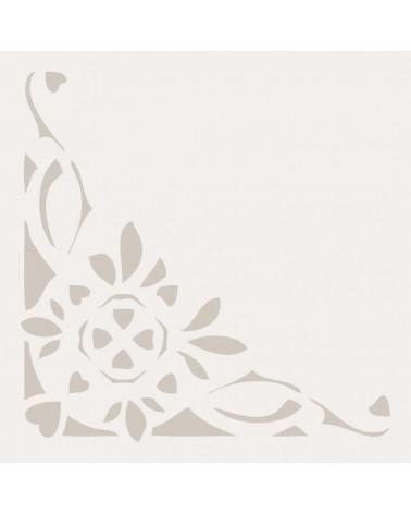 Stencil Mini Cenefa 012