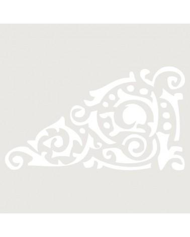 Stencil Mini Cenefa 015