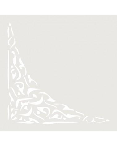 Stencil Mini Cenefa 017