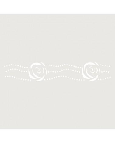 Stencil Mini Cenefa 022