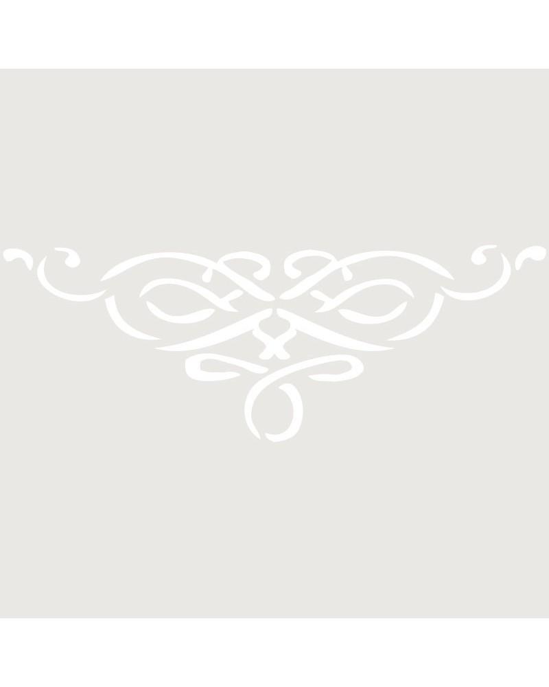Stencil Mini Cenefa 023