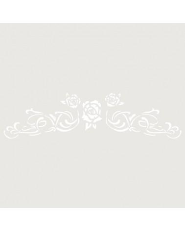 Stencil Mini Cenefa 024