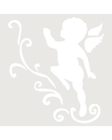 Stencil Mini Figura 003