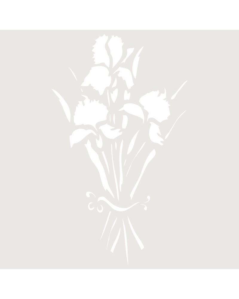 Stencil Mini Figura 014