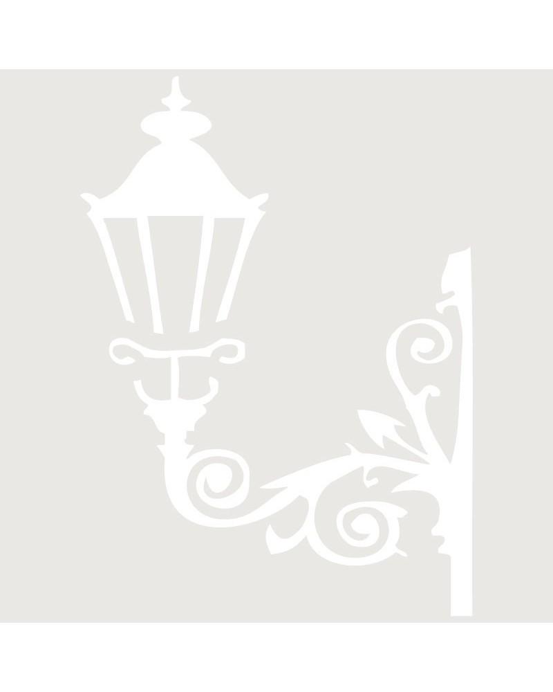 Stencil Mini Figura 015