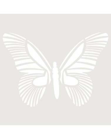 Stencil Mini Figura 017