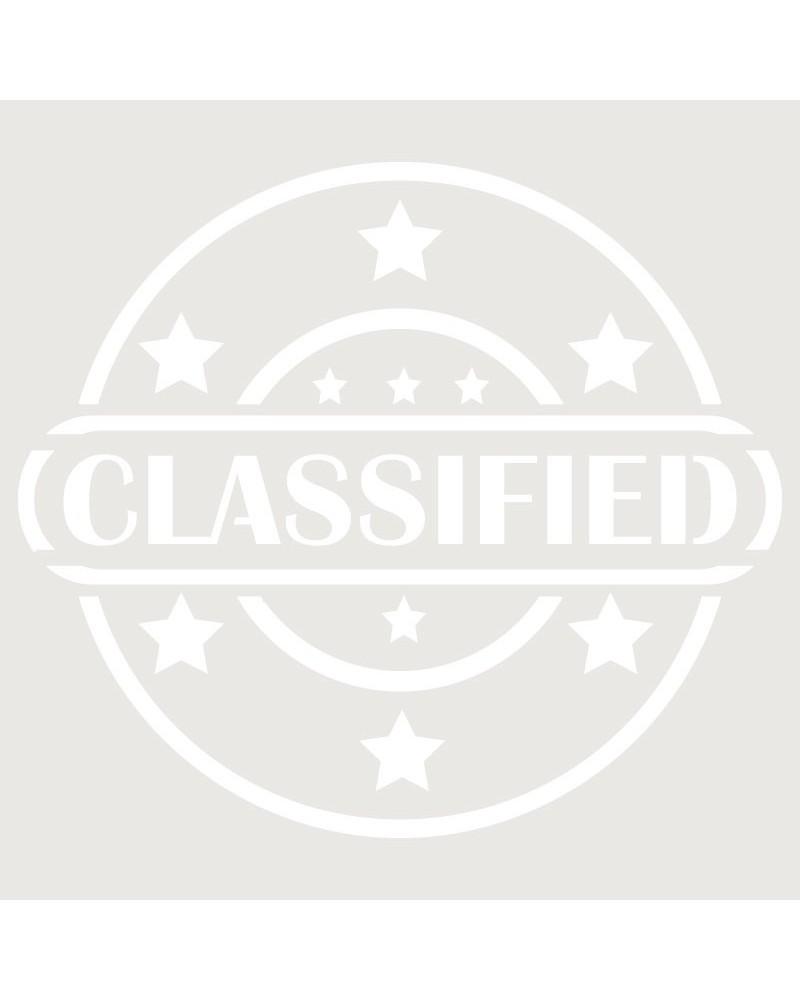 Stencil Mini Figura 026