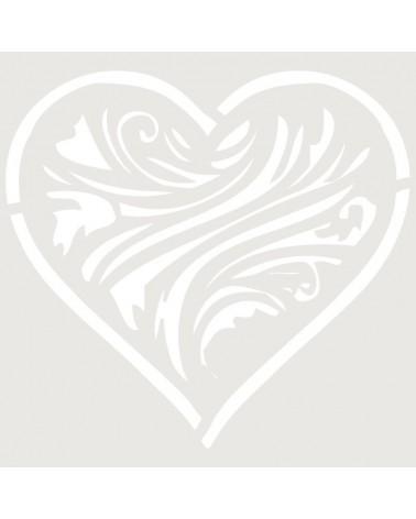 Stencil Mini Figura 033