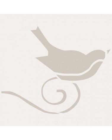 Stencil Mini Figura 034