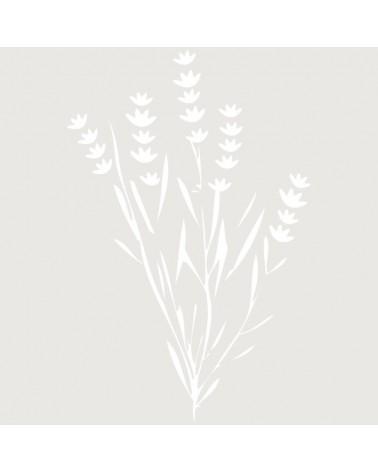 Stencil Mini Figura 038