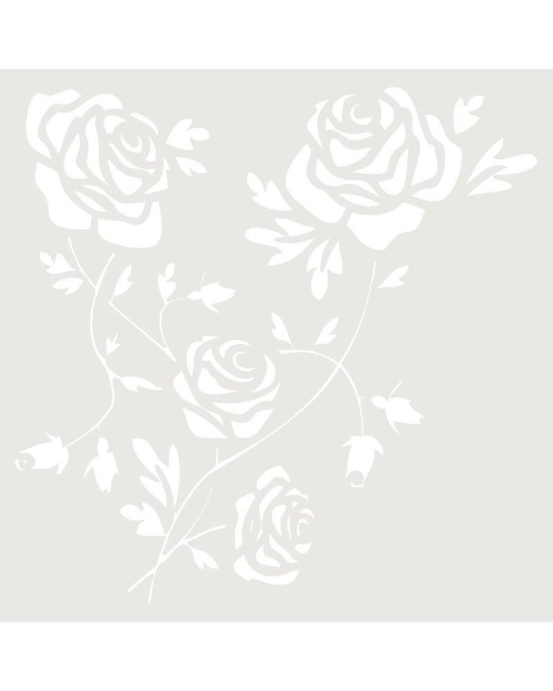 Stencil Mini Figura 039