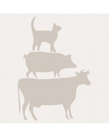 Stencil Mini Figura 046