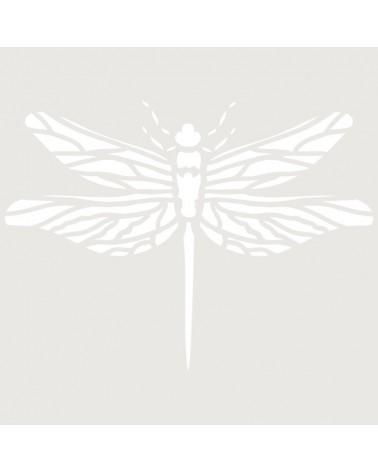Stencil Mini Figura 047