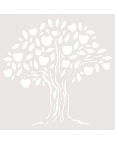 Stencil Mini Figura 051