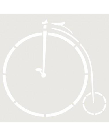 Stencil Mini Figura 053