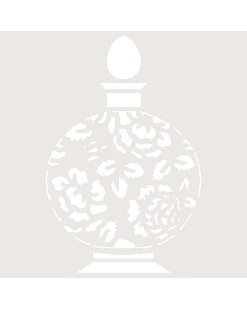 Stencil Mini Figura 057