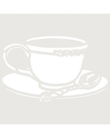 Stencil Mini Figura 058