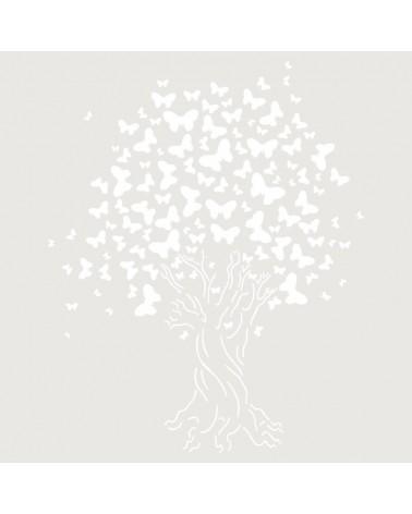 Stencil Mini Figura 062