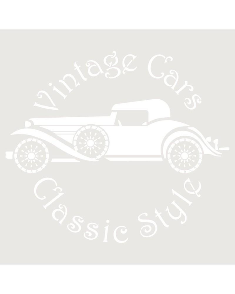 Stencil Mini Figura 075
