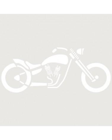 Stencil Mini Figura 078