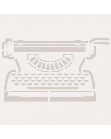 Stencil Mini Figura 080